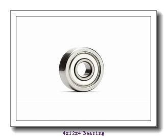 4 mm x 12 mm x 4 mm  KOYO 3NC604ST4 deep groove ball bearings