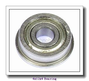 4 mm x 12 mm x 4 mm  SKF W604-2RS1 deep groove ball bearings