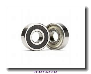6 mm x 15 mm x 5 mm  ZEN 696-2ZW5 deep groove ball bearings