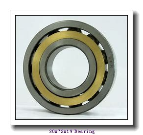 30,000 mm x 72,000 mm x 19,000 mm  SNR 6306FT150 deep groove ball bearings