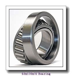 60 mm x 130 mm x 31 mm  Loyal NF312 cylindrical roller bearings