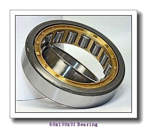 60 mm x 130 mm x 31 mm  ISO NP312 cylindrical roller bearings
