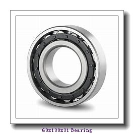 60 mm x 130 mm x 31 mm  Loyal 7312 B angular contact ball bearings