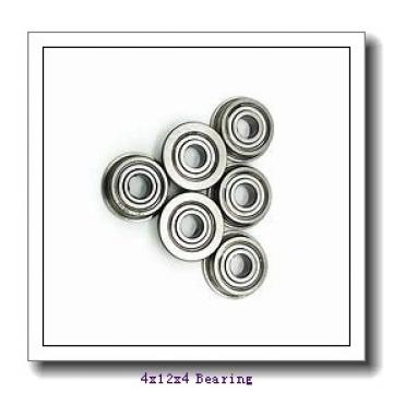 4 mm x 12 mm x 4 mm  ZEN 604-2Z deep groove ball bearings