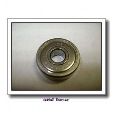 4 mm x 16 mm x 5 mm  NSK EN 4 deep groove ball bearings