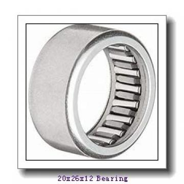 Loyal HK2012 cylindrical roller bearings