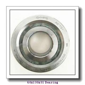 60 mm x 130 mm x 31 mm  SKF 6312-2ZNR deep groove ball bearings