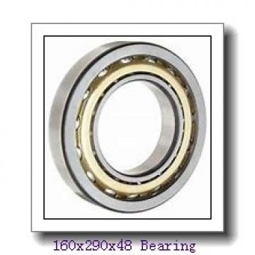 160 mm x 290 mm x 48 mm  FAG NJ232-E-M1 + HJ232-E cylindrical roller bearings