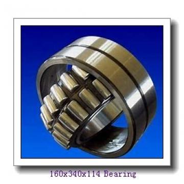 160 mm x 340 mm x 114 mm  NKE NJ2332-E-M6+HJ2332-E cylindrical roller bearings